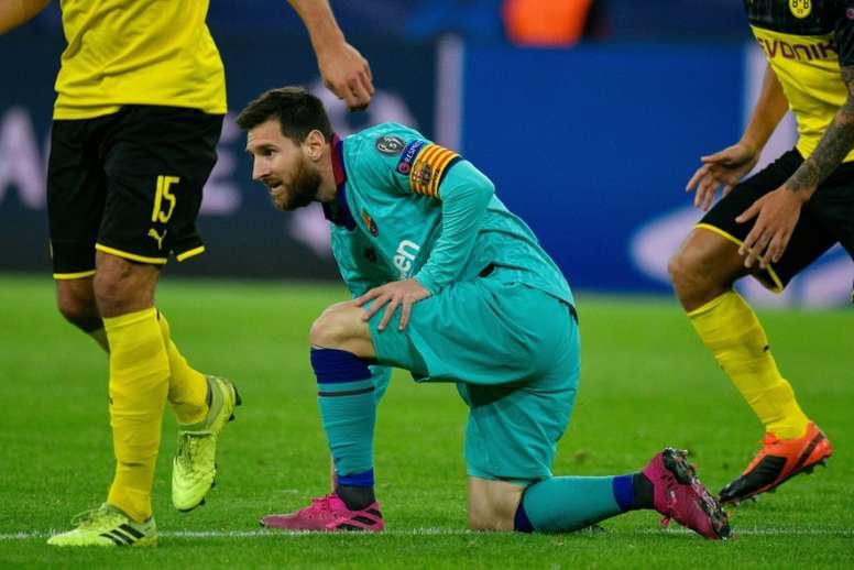 Quatre mois et une statistique inquiétante pour le FC Barcelone
