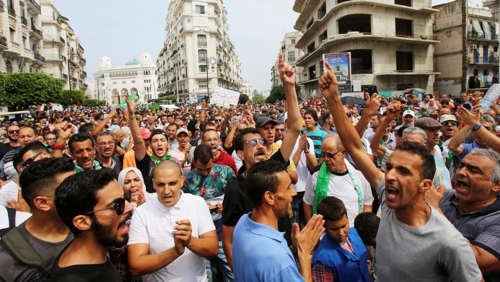 Manifestations en Algérie: «Les arrestations ne vont pas s'arrêter»