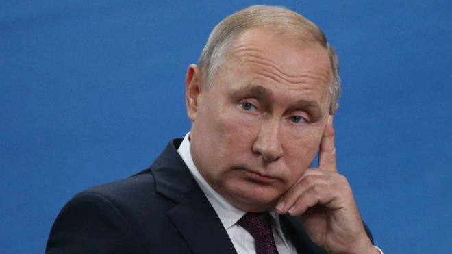 En voulant 'chasser' Poutine, il finit dans un hôpital psychiatrique