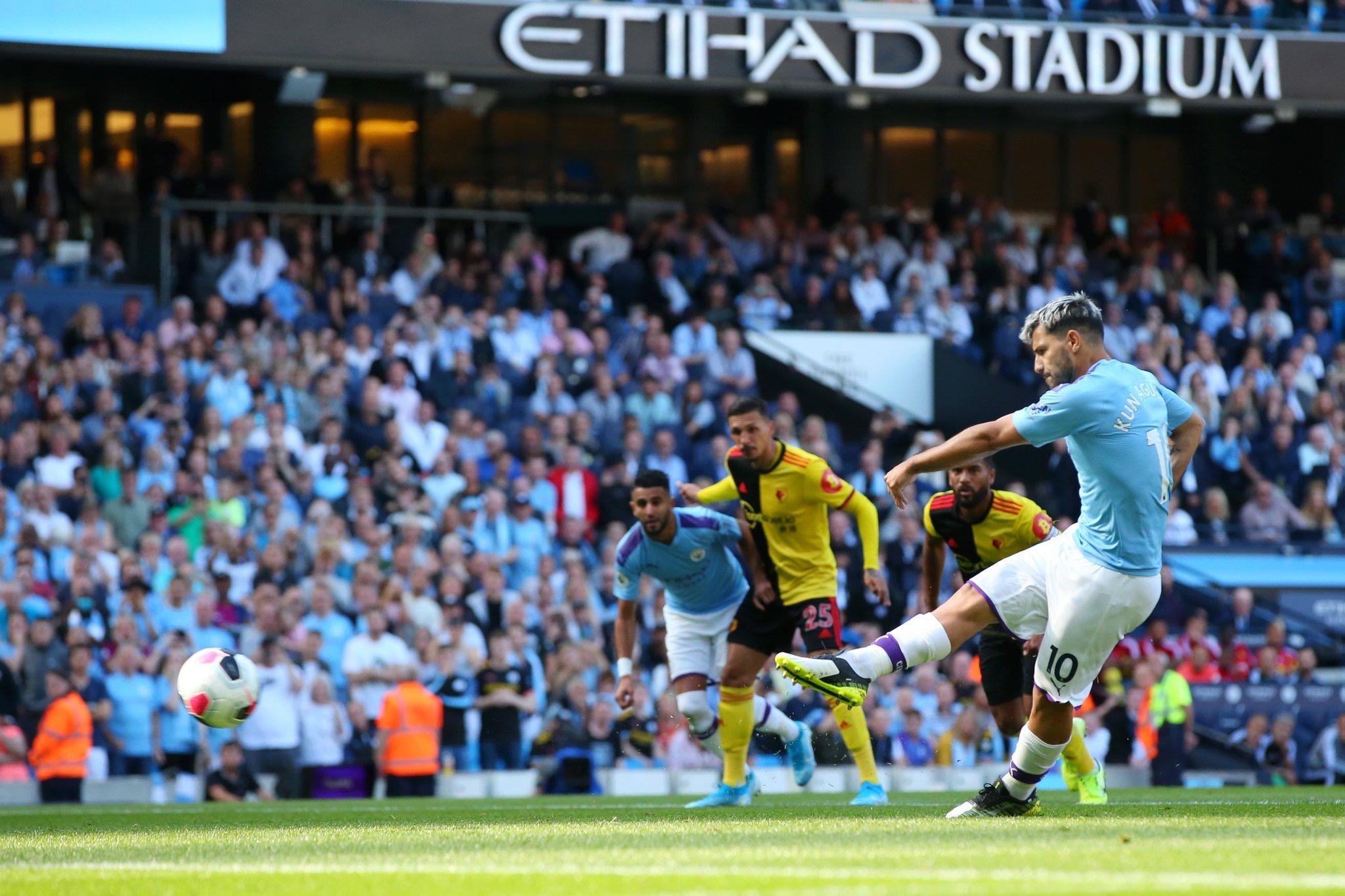 Premier League: Manchester City sans pitié face à Watford de Ismaila Sarr (8-0)