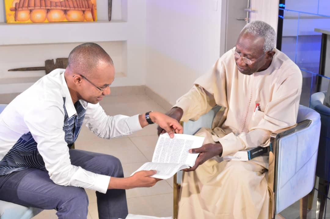 Histoire Général du Sénégal: Iba Der fait son mea culpa et reconnaît les erreurs