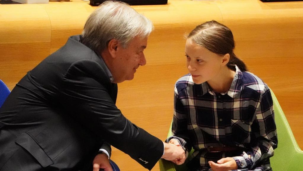 Sommet climat à l'ONU: les dirigeants du monde entier attendus de pied ferme