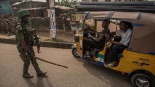 Contrôles renforcés dans trois Etats du nord-est du Nigeria