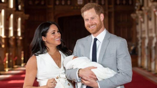 Le Prince Harry et Meghan Markle en Afrique