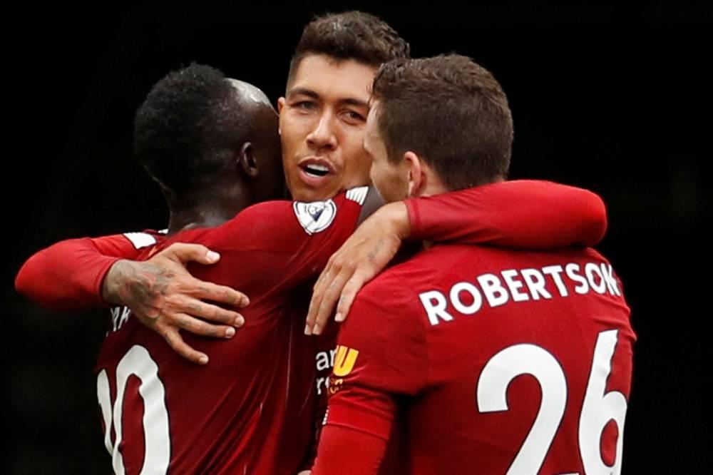 Premier League:  Liverpool fait du 7 sur 7