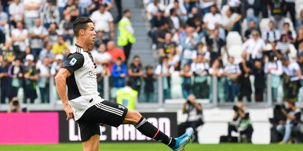Série A: La Juventus bat Spal (2-0)