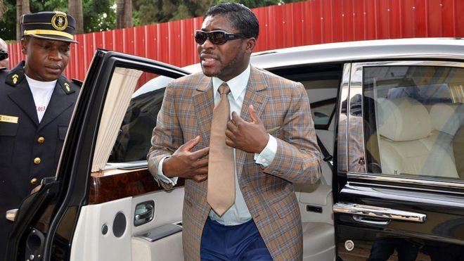 Suisse : 25 voitures de luxe de Teodorin Nguema Obiang vendues aux enchères