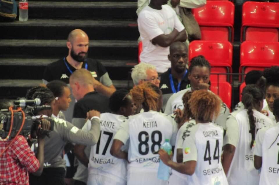 TQD Handball: le Sénégal perd la finale contre l'Angola (14-22)