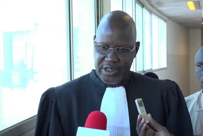 Me Khassimou Touré affirme avoir déposé la demande de grâce pour Khalifa Sall et Cie