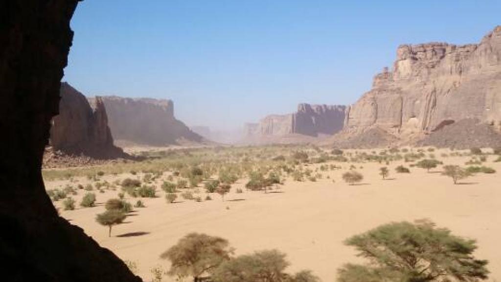 Tchad: visite du chef d'état-major général des armées dans le Tibesti