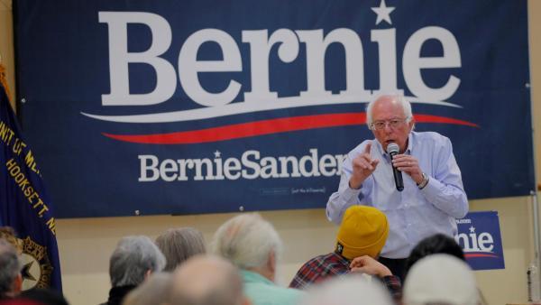 Élections USA 2020: Bernie Sanders, hospitalisé, suspend sa campagne
