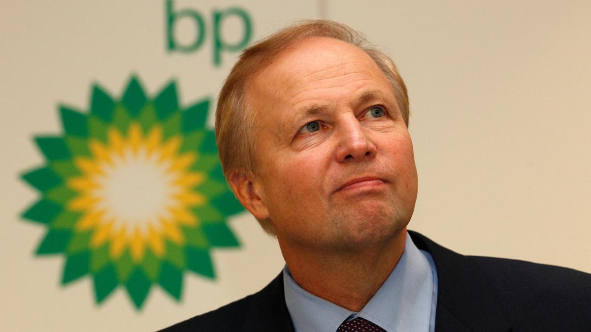 BP va se séparer de son Directeur général