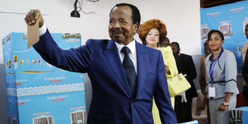Paul Biya dit arrêter les poursuites judiciaires contre certains responsables de partis politiques