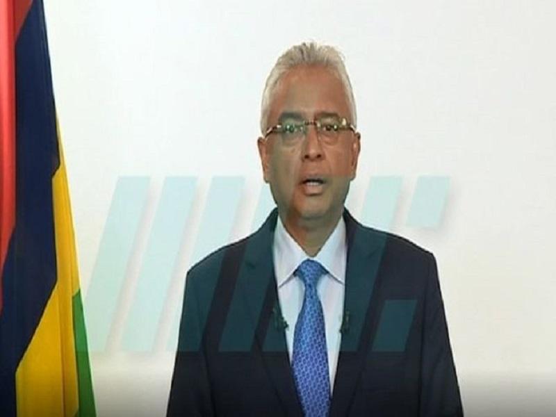 Le parlement de l'île Maurice dissous