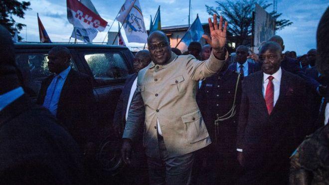 """Félix Tshisekedi """"prêt à mourir"""" pour la paix dans l'est de la RDC"""