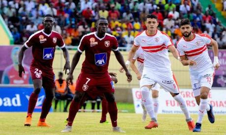 La CAF décide de faire rejouer le match Zamalek-Génération Foot: le champion en titre sénégalais vers un refus