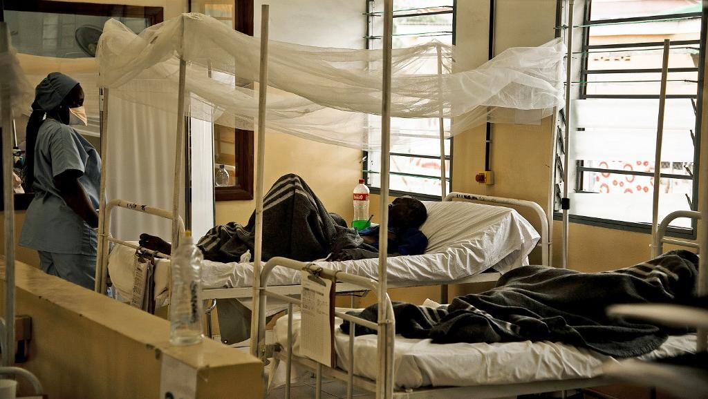 RDC: prise en charge de personnes gravement atteintes du VIH par MSF à Kinshasa