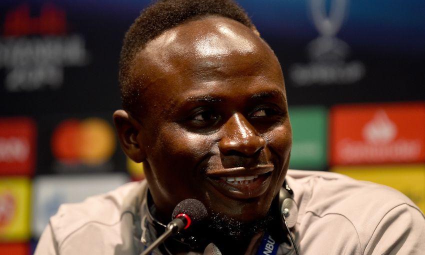 """Sadio Mané sur son absence dans le Onze type Uefa: """"les trophées individuels ne sont pas une obsession """""""