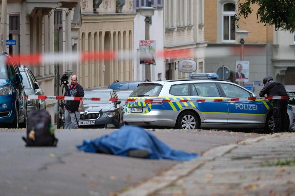 Fusillade en Allemagne: un suspect interpellé