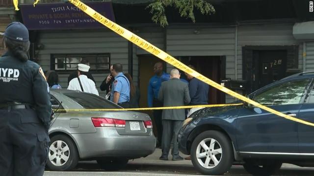 Au moins 4 morts dans une fusillade à New-York