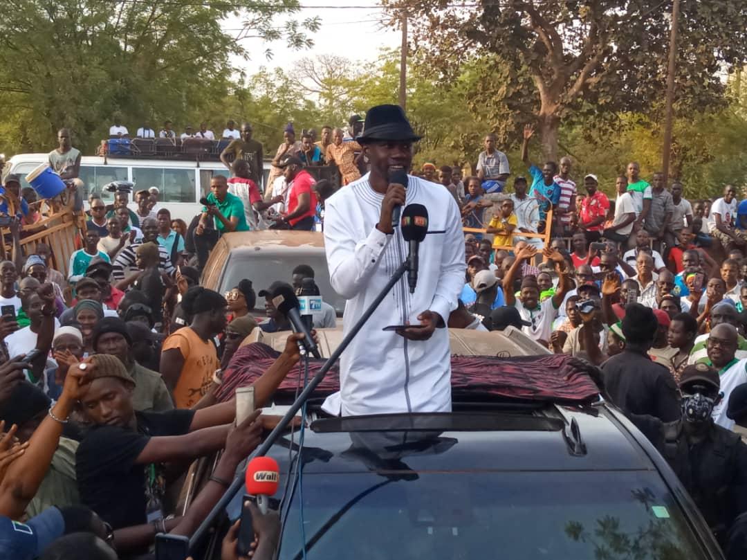 Ousmane Sonko défend les responsables et militants de Pastef de commenter les retrouvailles Wade-Macky