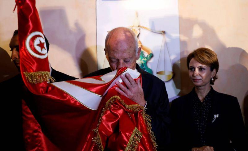 Présidentielle en Tunisie: Kaïs Saïed élu avec 72,71% des voix (officiel)