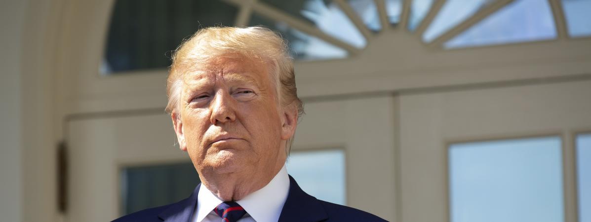 Aux Etats-Unis, l'impeachment de Trump gagne du terrain dans l'opinion