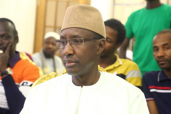 Les avocats de Mamour Diallo sont au tribunal de Dakar pour déposer la plainte contre Sonko