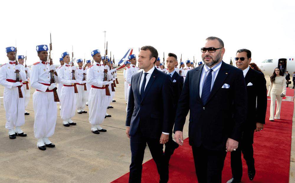 Sérieux coup de froid dans la relation entre le Maroc et la France