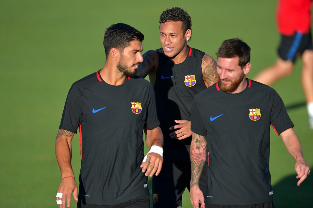 Les nouvelles révélations de Messi: «on a un groupe Whatsapp à trois avec Neymar et Suarez»