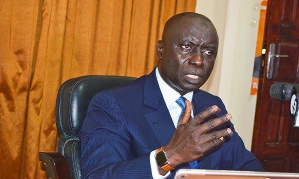 Sory Kaba: « Idrissa Seck n'a pas autre chose à faire que de rejoindre le camp présidentiel »