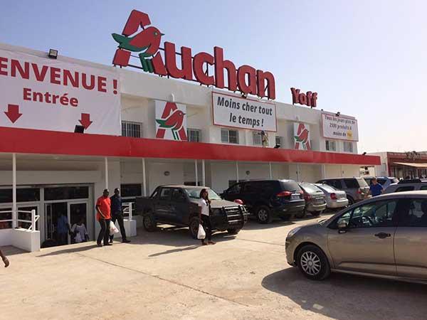 Vol de denrées impropres à la consommation : un employé de Auchan et son complice arrêtés