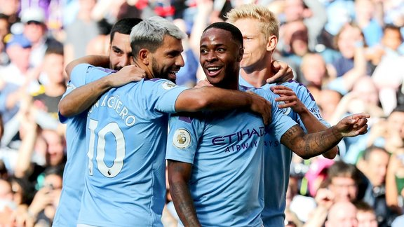 Man City : Sterling, Guardiola s'enflamme