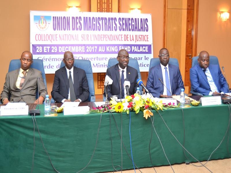"""Affaire Moustapha Ka et Samba Ndiaye Seck : l'Ums déplore la """"brutalité et la médiatisation"""" de leur limogeage"""