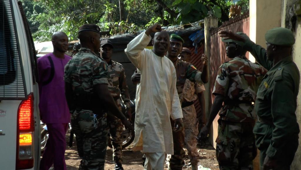 Guinée: peines de prison ferme pour les responsables du FNDC