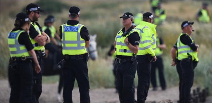 Angleterre : 39 corps retrouvés dans un camion dans l'Essex, (police britannique)
