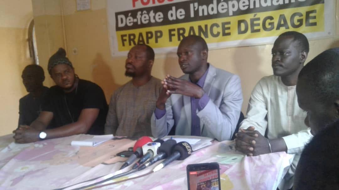 Manifestations en Guinée : FRAPP et Y'en à marre du Sénégal soutiennent le FNDC