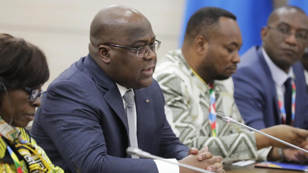 La Russie veut renforcer ses liens avec la RDC