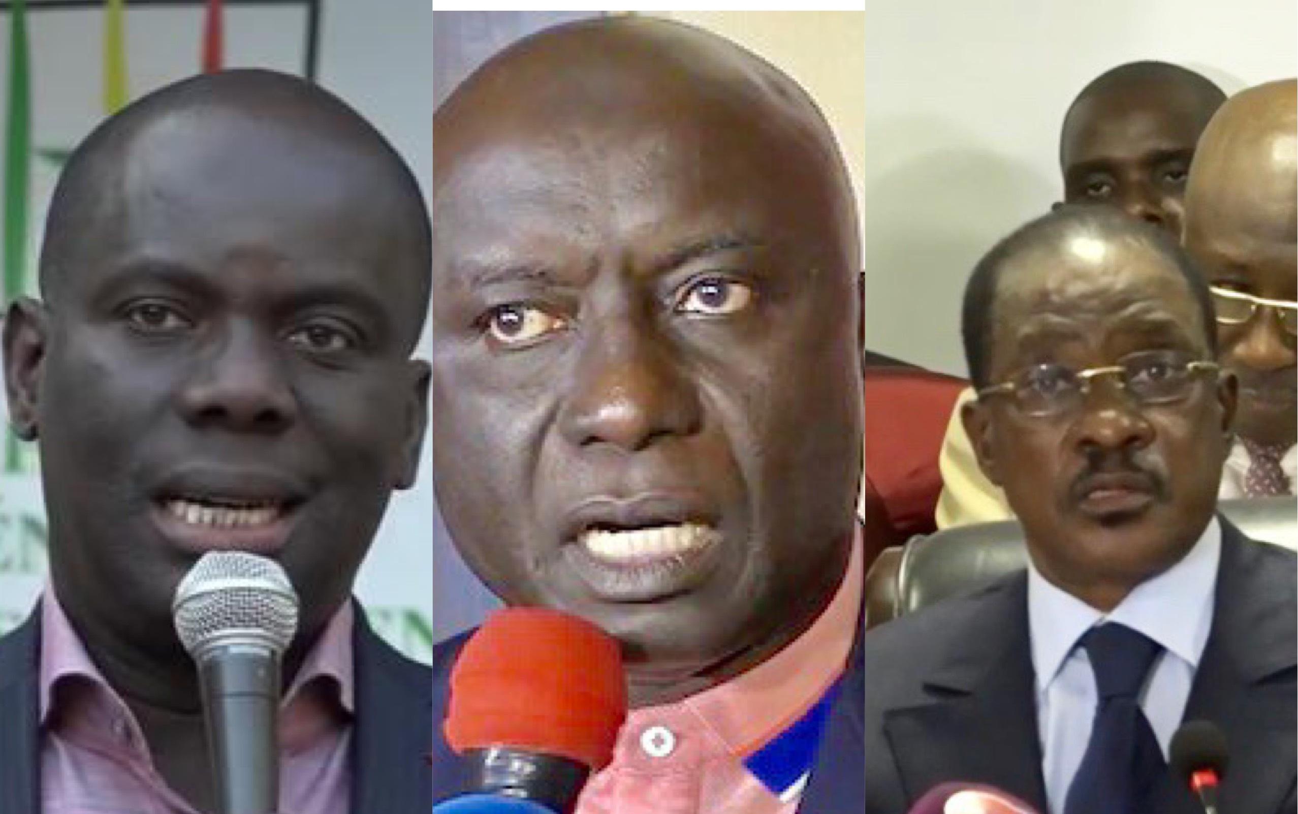 Réunion secrète entre Idrissa Seck et compagnie contre Macky Sall