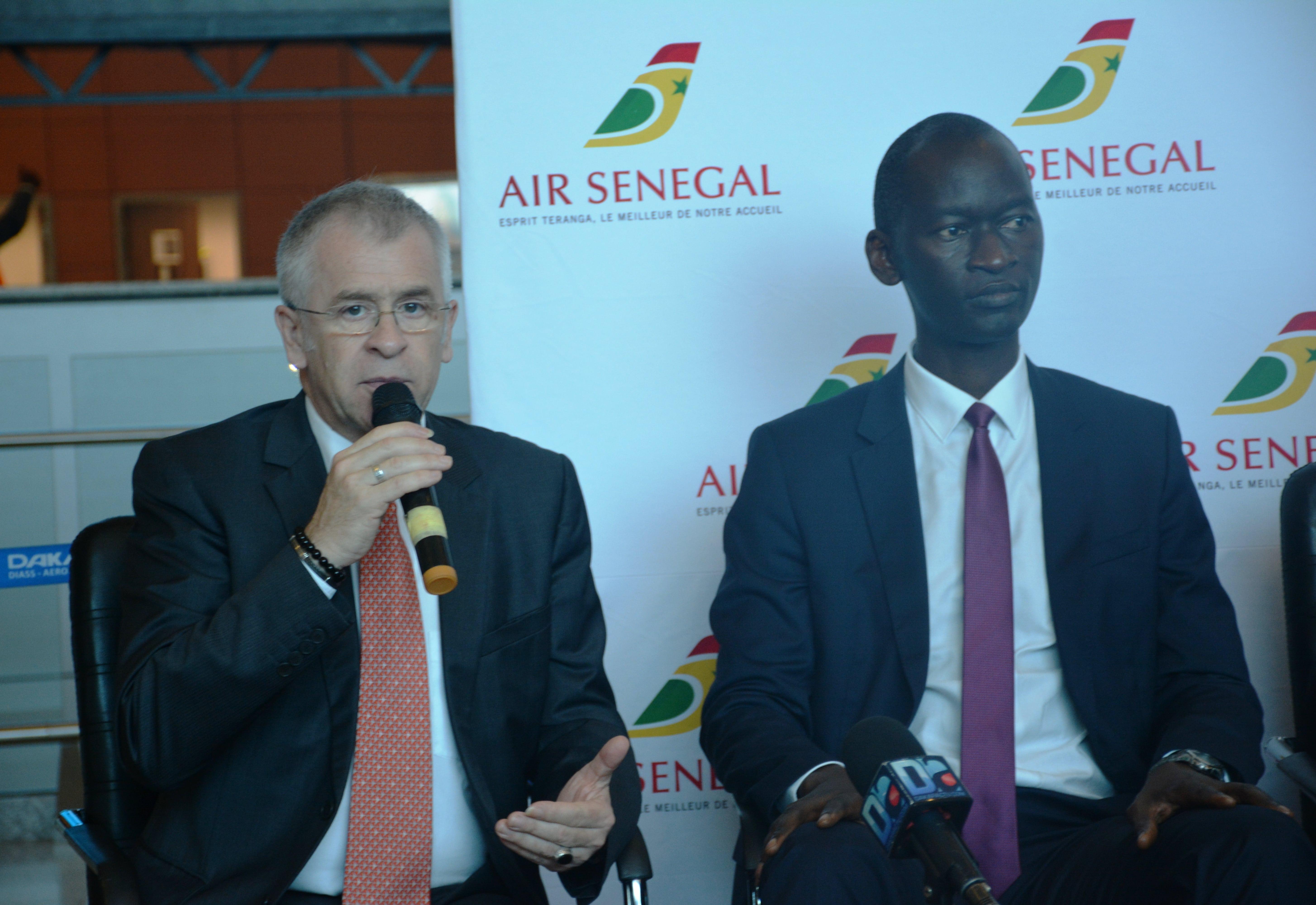Le nouveau hub d'Air Sénégal à l'Aibd lancé ce 27 octobre