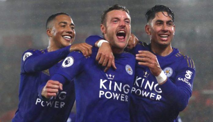 Ce Leicester fait peur : les Foxes écrasent Southampton  9-0