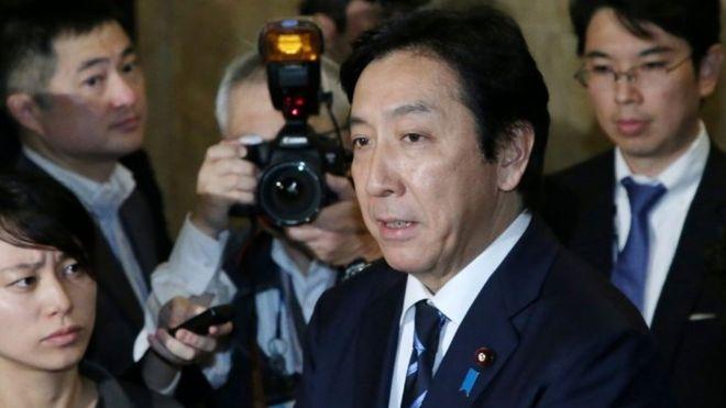 Japon-Démission du ministre du Commerce après un scandale de dons de melons