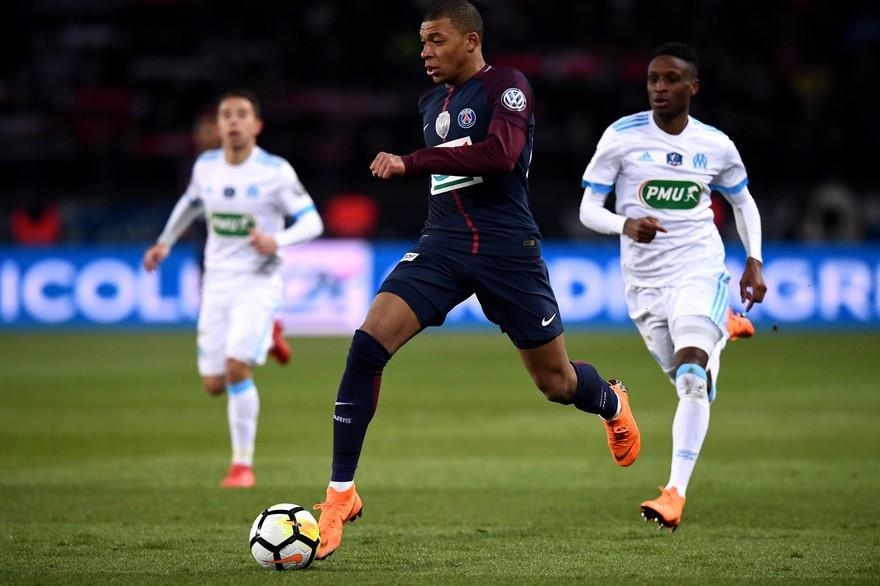 PSG-OM (4-0) : Paris corrige Marseille grâce à Mbappé et Icardi