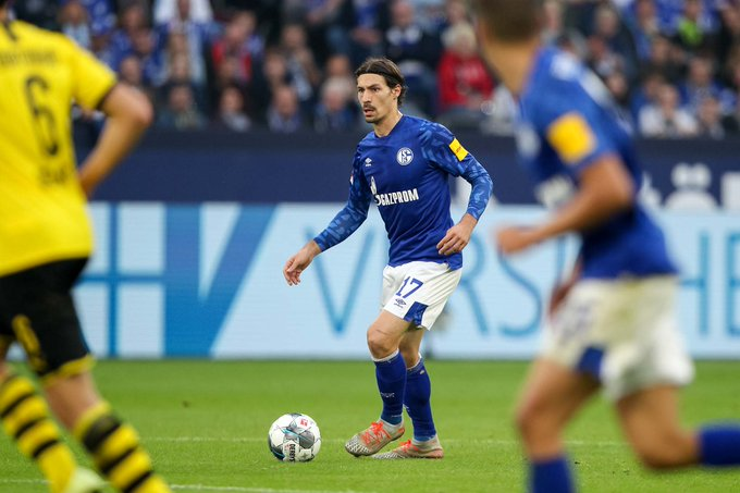 Officiel, Schalke 04 : Benjamin Stambouli blessé jusqu'en 2020 !