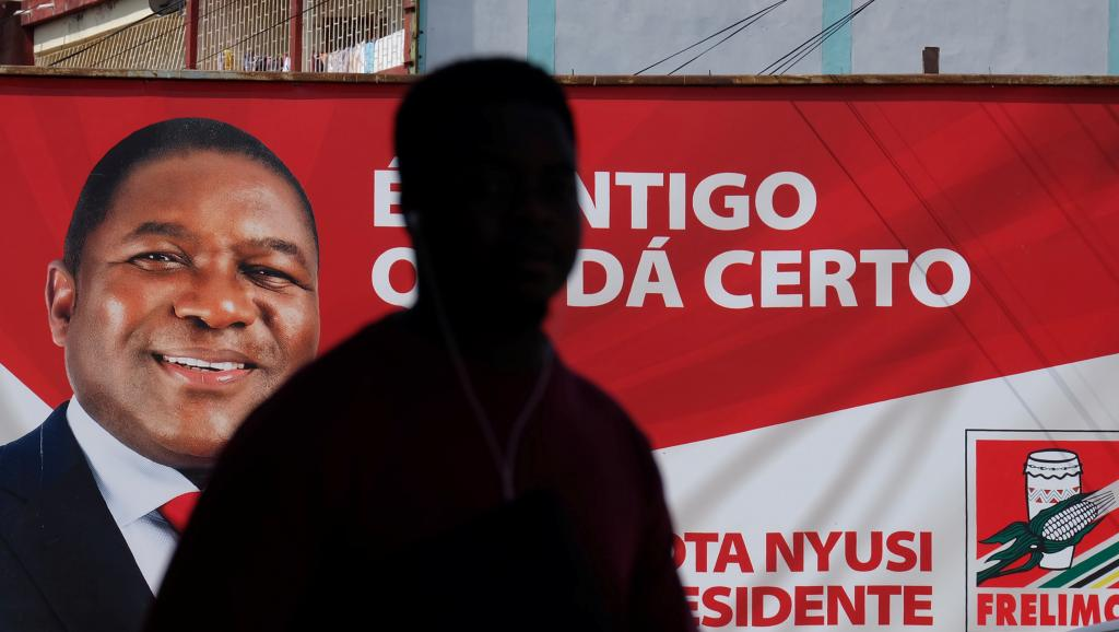 Mozambique: le président Filipe Nyusi reconduit pour cinq ans