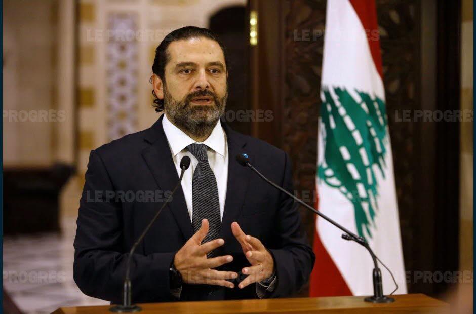 Urgent - Liban: le Premier ministre Saad Hariri annonce qu'il va démissionner