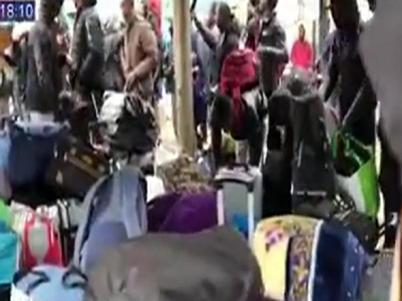 Montreuil: un foyer de travailleurs sans-papiers expulsé