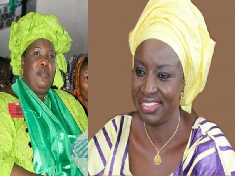 HCCT: les félicitations de Mimi Touré à Aminata Mbengue Ndiaye