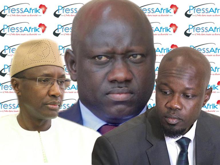 Affaires 94 milliards FCFA: Mamour Diallo sort de sa réserve et traite Sonko de bavard