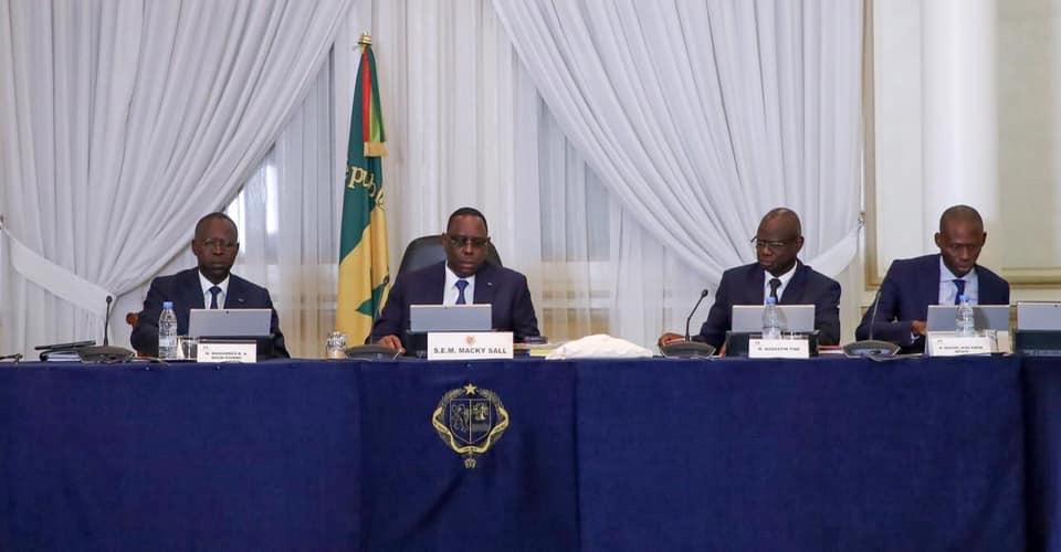 Communique du Conseil des ministres du 06 novembre 2019